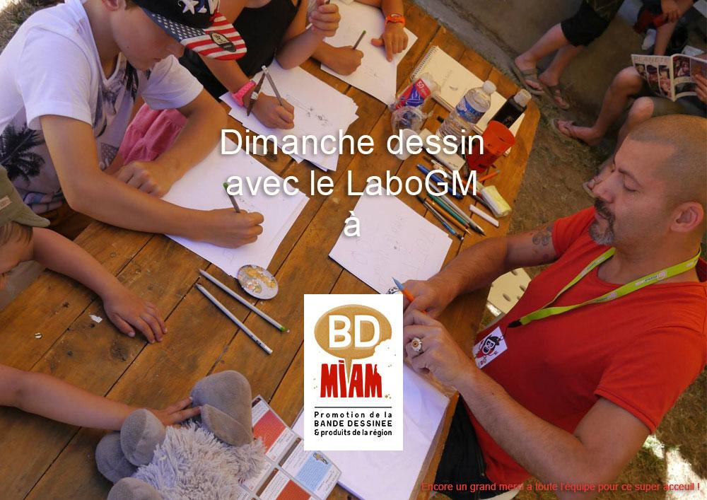Bd Miam, juin 2015