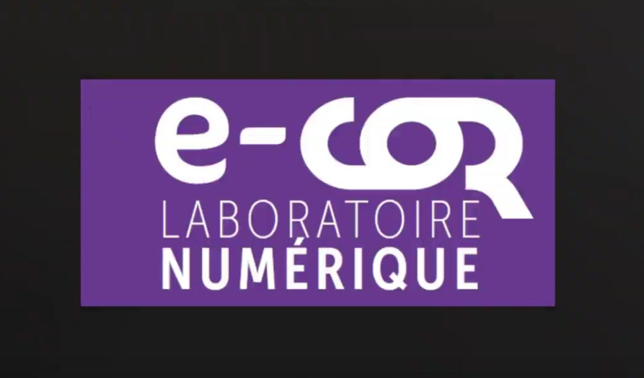 E-COR LABORATOIRE NUMERIQUE